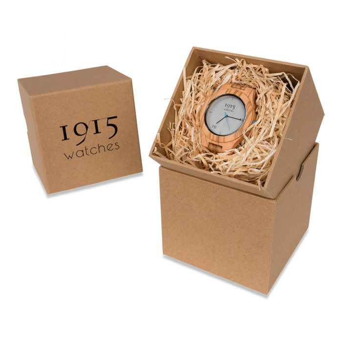 1915 watches - box milano men blue