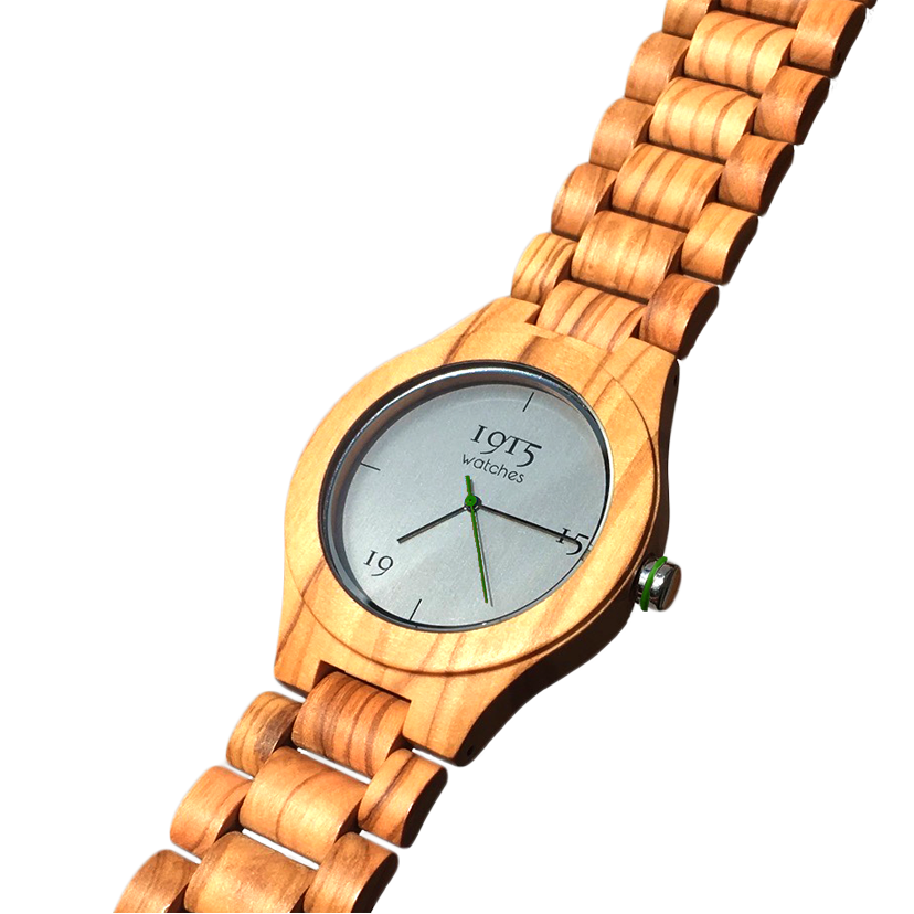 1915 watches - 1915 watches lady milano green